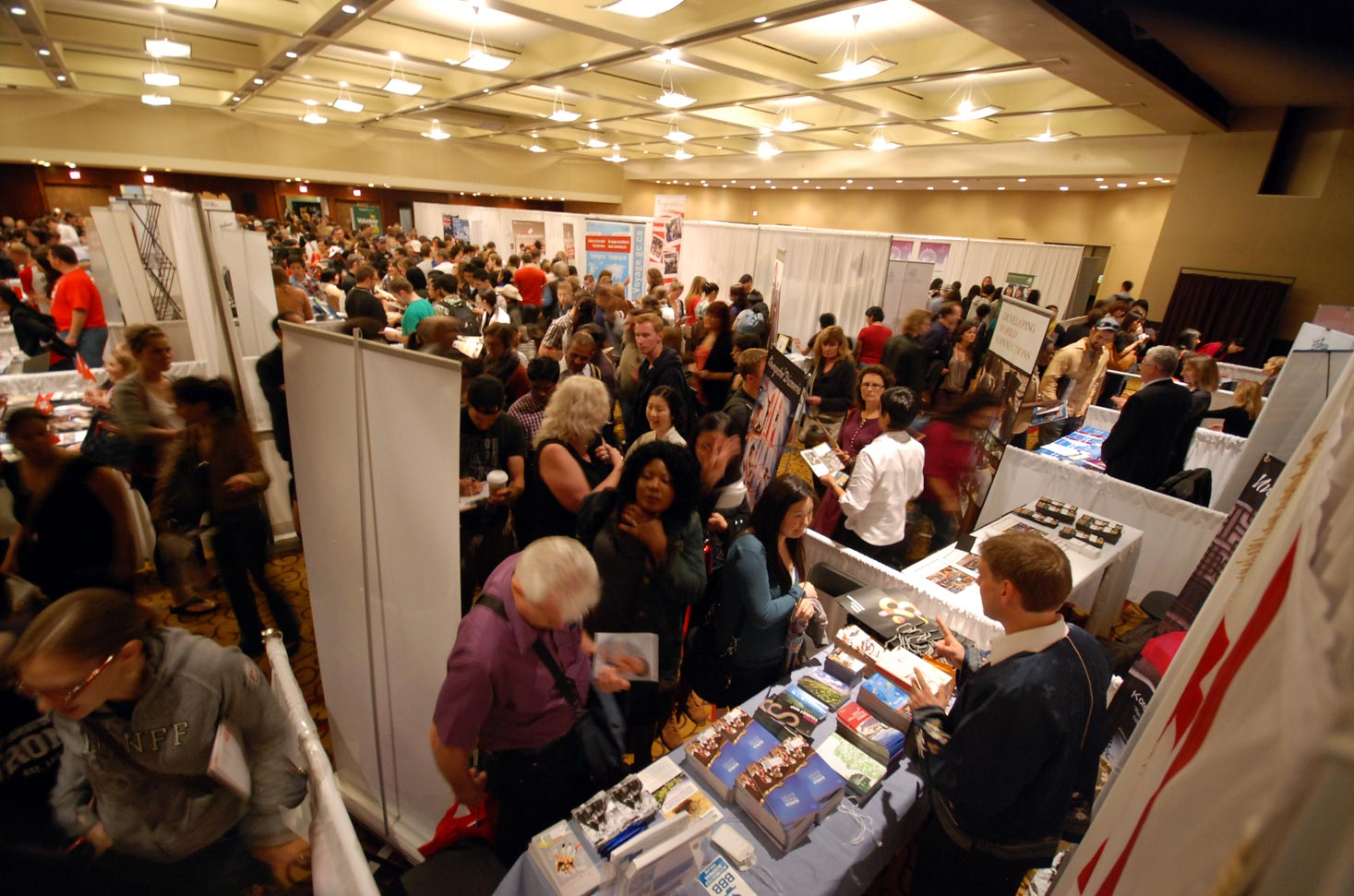 Go Global Expo - Exhibit Hall
