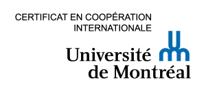 University of Montreal: Certificate in International Cooperation